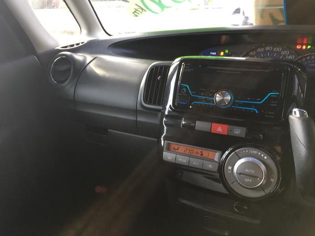 ダイハツ タント カスタム CD USB入力端子 AUX アルミホイール