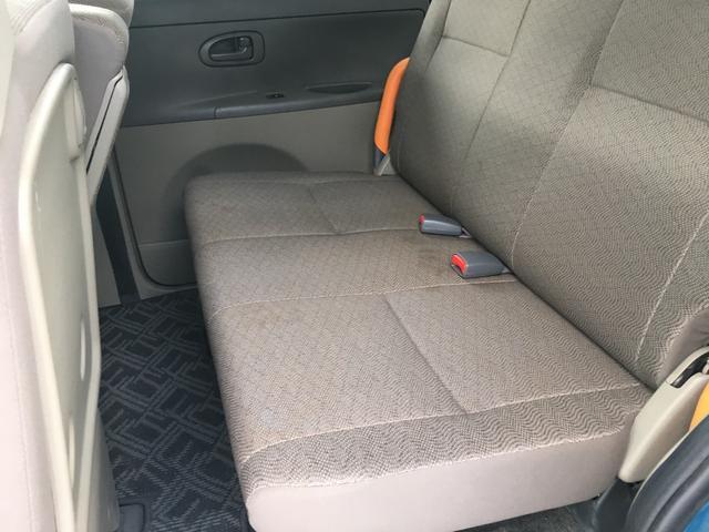 ダイハツ タント 福祉車両 ABS ベンチシート CD AUX
