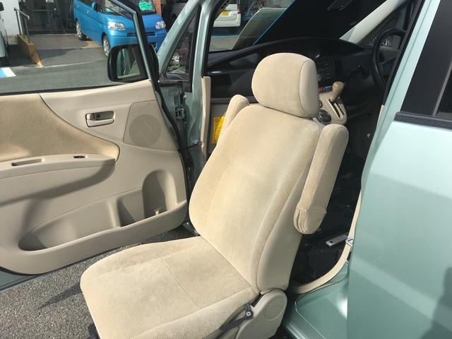フロントシートリフト 福祉車両 軽自動車 キーレス CD(4枚目)