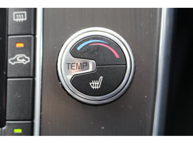 運転席・助手席はシートヒーターを装備しています。