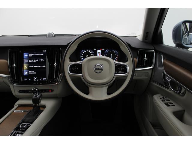 T6 AWD インスクリプション 電動ガラスサンルーフ B&Wプレミアム・サウンド マッサージ・ベンチレーション機能付きレザーシート ボルボ・センサス・ナビゲーションシステム(10枚目)