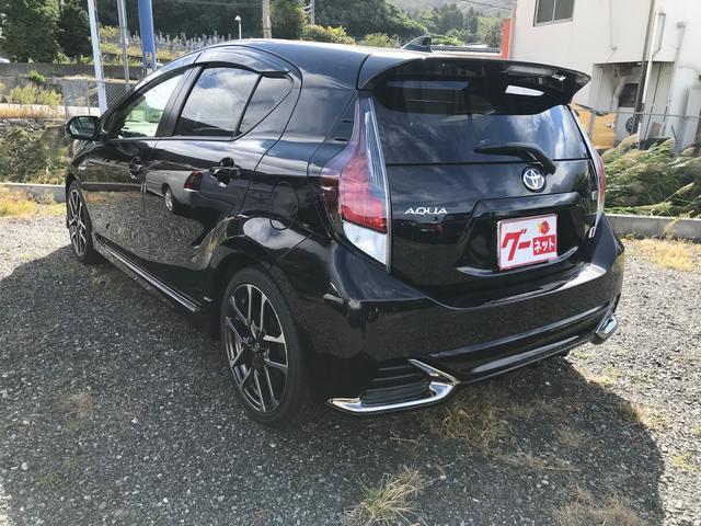 「トヨタ」「アクア」「コンパクトカー」「山口県」の中古車7