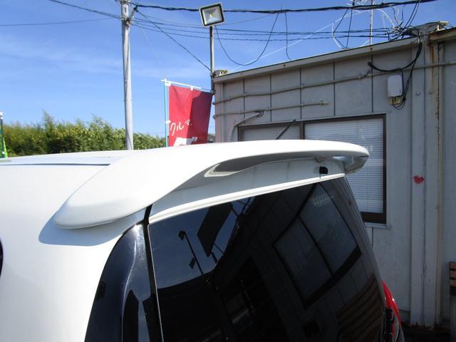 S 両側パワースライドドア HID スマートキー 純正エアロ 地デジ社外ナビ 半年保証付き(10枚目)