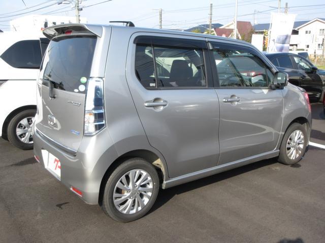 「スズキ」「ワゴンRスティングレー」「コンパクトカー」「島根県」の中古車4