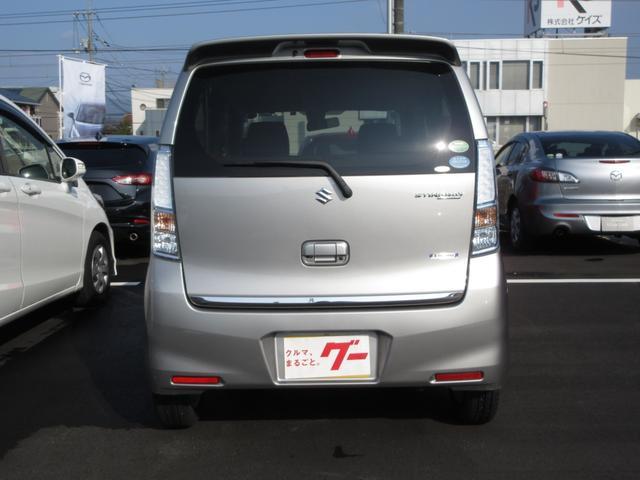 「スズキ」「ワゴンRスティングレー」「コンパクトカー」「島根県」の中古車5