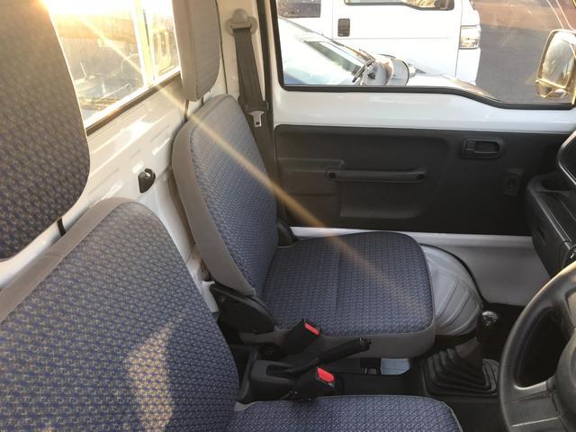 SDX 4WD 5速マニュアル キーレス エアコン パワステ パワーウインドウ エアバッグ 作業灯 三方開き(9枚目)