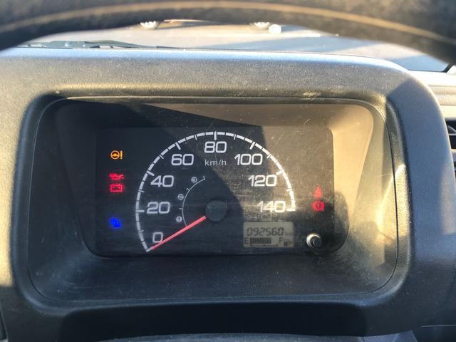 SDX 4WD 5速マニュアル キーレス エアコン パワステ パワーウインドウ エアバッグ 作業灯 三方開き(12枚目)