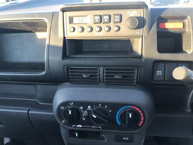 SDX 4WD 5速マニュアル キーレス エアコン パワステ パワーウインドウ エアバッグ 作業灯 三方開き(13枚目)