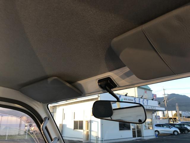 SDX 4WD 5速マニュアル キーレス エアコン パワステ パワーウインドウ エアバッグ 作業灯 三方開き(16枚目)