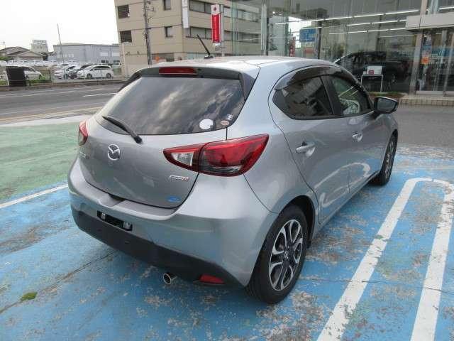 「マツダ」「デミオ」「コンパクトカー」「鳥取県」の中古車5