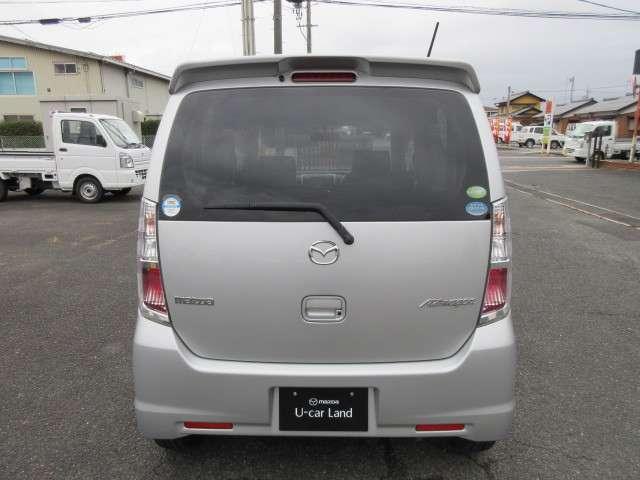 「マツダ」「AZ-ワゴン」「コンパクトカー」「鳥取県」の中古車3
