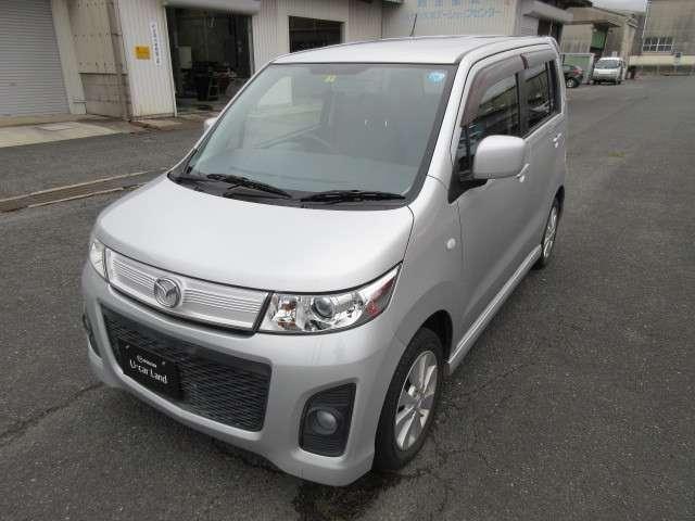 「マツダ」「AZ-ワゴン」「コンパクトカー」「鳥取県」の中古車7