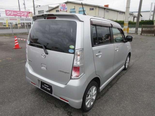 「マツダ」「AZ-ワゴン」「コンパクトカー」「鳥取県」の中古車8