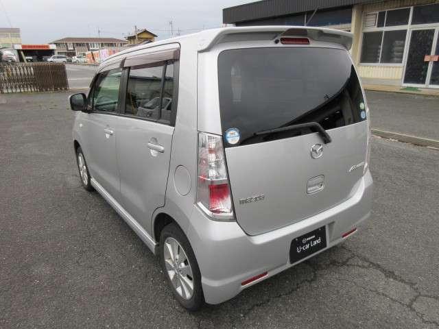 「マツダ」「AZ-ワゴン」「コンパクトカー」「鳥取県」の中古車9