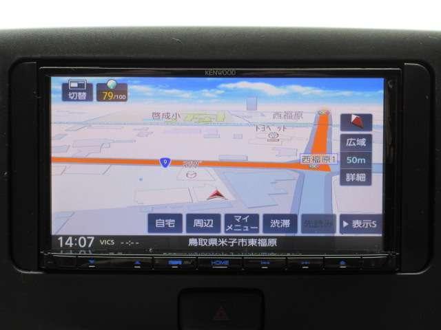 660 L SA バックカメラ ナビ ワンセグTV 安全装備(10枚目)