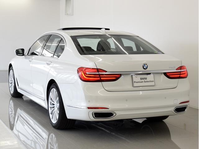 BMW BMW 740i プラスP SR 黒革 レーザーライト OP19AW