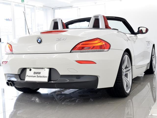 BMW BMW Z4 sDrive20i Mスポーツ 赤革 ライトP OP19AW