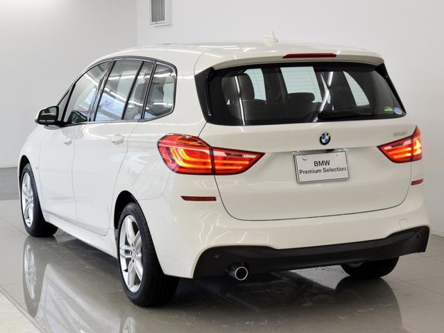 BMW BMW 218iグランツアラーMスポーツ 3rdシート 17AW
