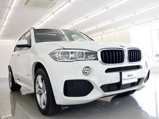 BMW BMW X5 xDrive35dMスポ 茶革パノラマSRセレクトP LED