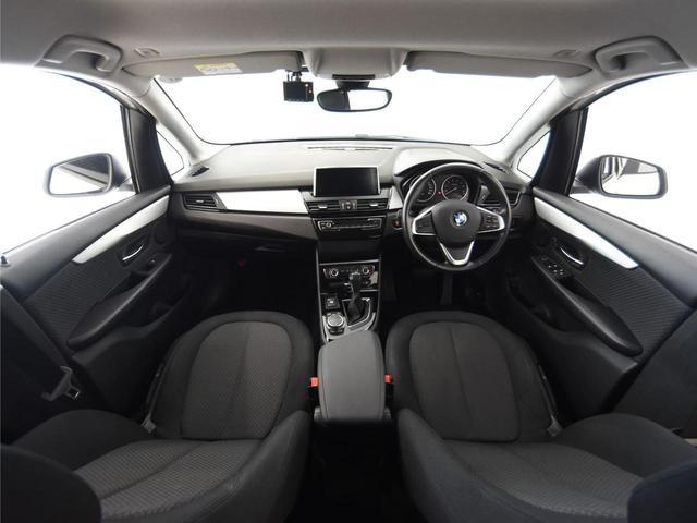 218iアクティブツアラー コンフォートパッケージ フロント&リアドラレコ パーキングサポートパッケージ LEDヘッドライト オートトランク ドライビングアシスト 16インチアロイホイール(4枚目)
