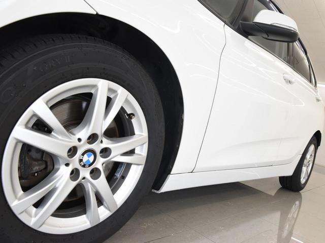 218iアクティブツアラー コンフォートパッケージ フロント&リアドラレコ パーキングサポートパッケージ LEDヘッドライト オートトランク ドライビングアシスト 16インチアロイホイール(6枚目)