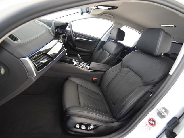 523d ラグジュアリー 黒レザーシート コンフォートパッケージ フロントコンフォートシート フロントクライメートシート FRシートヒーター アクティブクルーズコントロール ドライビングアシスト(10枚目)