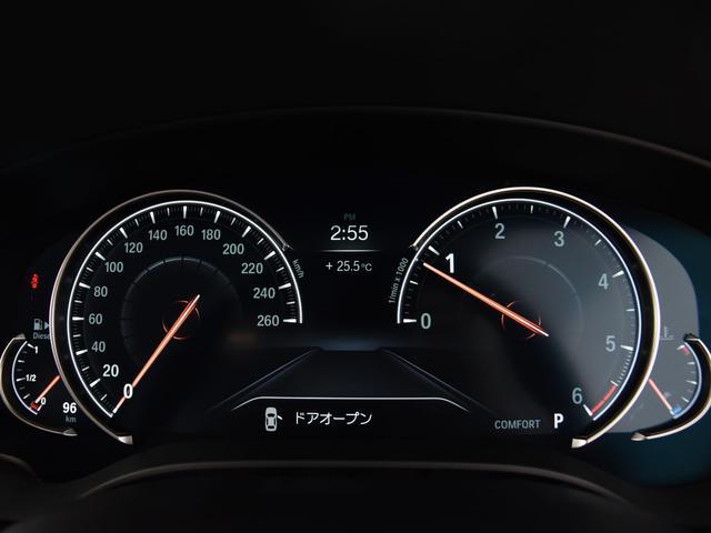 523d ラグジュアリー 黒レザーシート コンフォートパッケージ フロントコンフォートシート フロントクライメートシート FRシートヒーター アクティブクルーズコントロール ドライビングアシスト(58枚目)