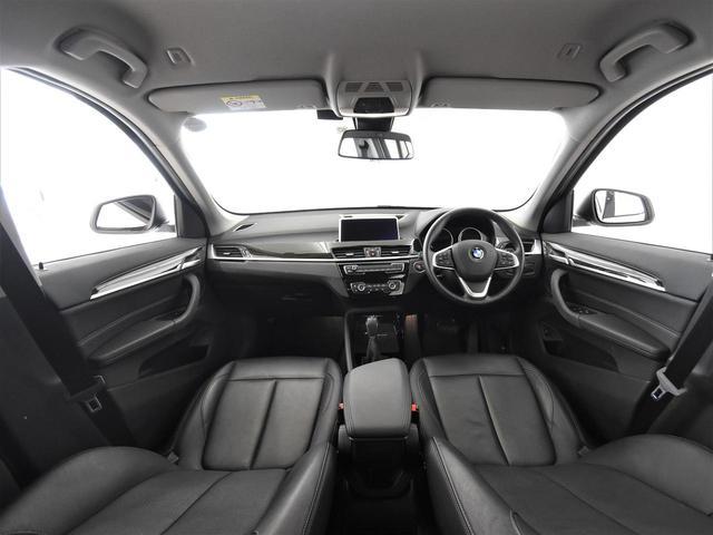 xDrive 18d xライン ハイラインパッケージ 黒革 フロント電動シート シートヒーター アドバンスドアクティブセーフティパッケージ アクティブクルーズコントロール ヘッドアップディスプレイ 純正HDDナビ リヤビューカメラ パーキングアシスト(6枚目)