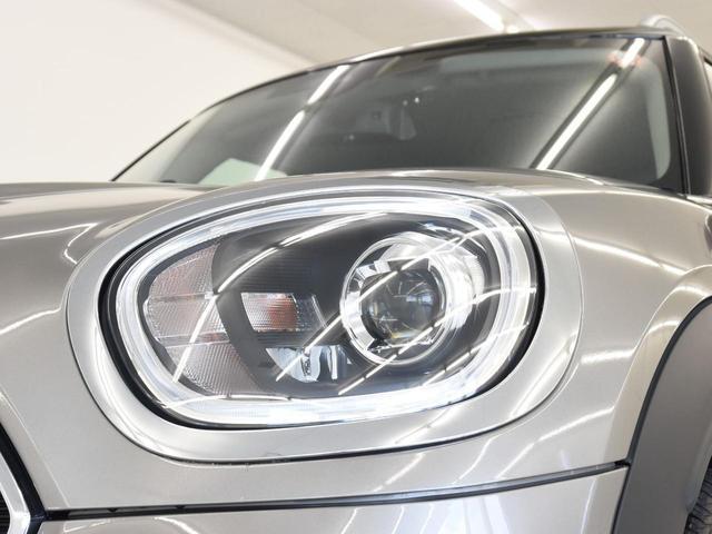 クーパーD クロスオーバー ペッパーパッケージ アクティブクルーズコントロール LEDヘッドライト オートトランク ドライビングアシスト 純正17アロイホイール(8枚目)