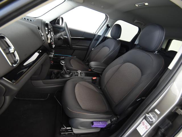 クーパーD クロスオーバー ペッパーパッケージ アクティブクルーズコントロール LEDヘッドライト オートトランク ドライビングアシスト 純正17アロイホイール(11枚目)