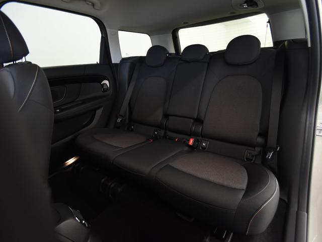 クーパーD クロスオーバー ペッパーパッケージ アクティブクルーズコントロール LEDヘッドライト オートトランク ドライビングアシスト 純正17アロイホイール(12枚目)