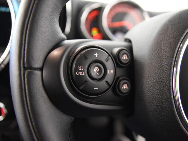 クーパーD クロスオーバー ペッパーパッケージ アクティブクルーズコントロール LEDヘッドライト オートトランク ドライビングアシスト 純正17アロイホイール(28枚目)