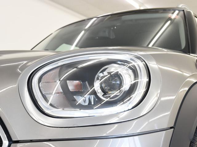 クーパーD クロスオーバー ペッパーパッケージ アクティブクルーズコントロール LEDヘッドライト オートトランク ドライビングアシスト 純正17アロイホイール(40枚目)