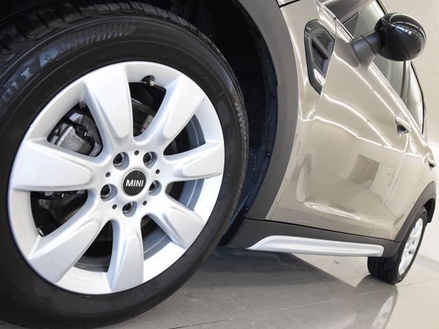 クーパーD クロスオーバー ペッパーパッケージ アクティブクルーズコントロール LEDヘッドライト オートトランク ドライビングアシスト 純正17アロイホイール(42枚目)