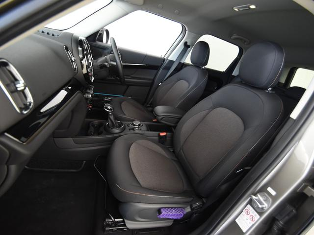 クーパーD クロスオーバー ペッパーパッケージ アクティブクルーズコントロール LEDヘッドライト オートトランク ドライビングアシスト 純正17アロイホイール(51枚目)