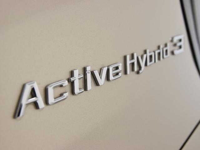 アクティブハイブリッド3 Mスポーツ 左ハンドル サンルーフ パーキングサポートパッケージ アダプティブMサスペンション レーンチェンジワーニング ヘッドアップディスプレイ トップビュー フルセグ(58枚目)