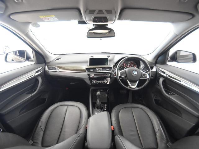 xDrive 18d xライン 黒革 ハイラインパッケージ コンフォートパッケージ オートトランク フロントシートヒーター LEDヘッドライト パーキングアシスト フロント電動シート 18インチアロイホイール(6枚目)