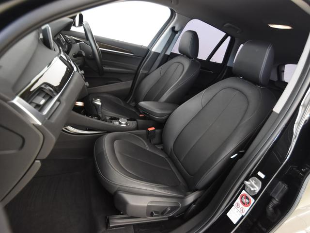 xDrive 18d xライン 黒革 ハイラインパッケージ コンフォートパッケージ オートトランク フロントシートヒーター LEDヘッドライト パーキングアシスト フロント電動シート 18インチアロイホイール(11枚目)