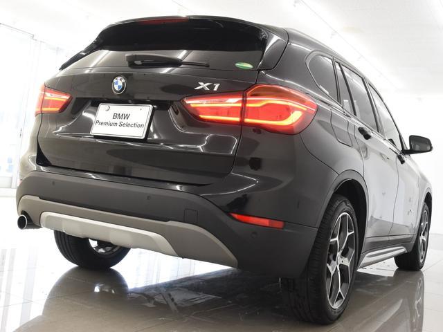 xDrive 18d xライン 黒革 ハイラインパッケージ コンフォートパッケージ オートトランク フロントシートヒーター LEDヘッドライト パーキングアシスト フロント電動シート 18インチアロイホイール(46枚目)