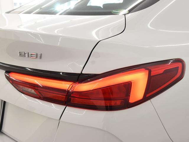 218iグランクーペ Mスポーツ ナビゲーションパッケージ LEDヘッドライト ワイヤレスチャージ ドライビングアシスト 運転席電動シート 弊社デモカー(50枚目)