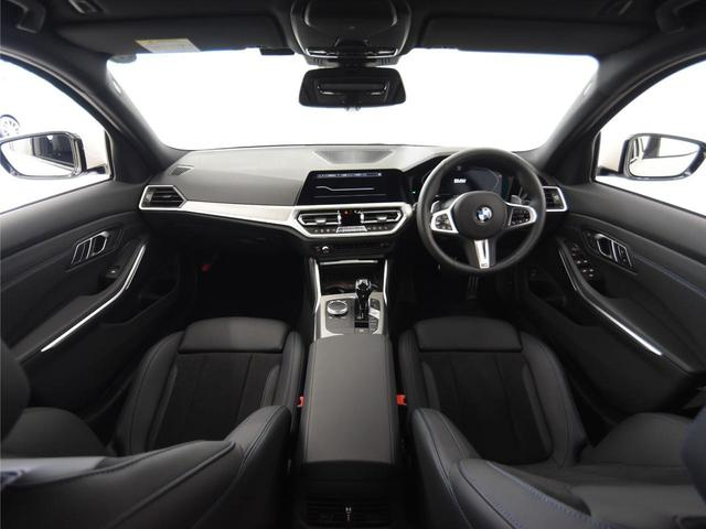 320d xDrive Mスポーツ BMWライブコックピット アクティブクルーズコントロール ドライビングアシスト ハイビームアシスタンス ワイヤレスチャージ フロントシートヒーター パーキングアシスト リバースアシスト 18AW(5枚目)