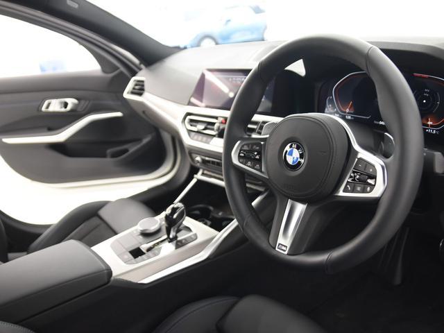 320d xDrive Mスポーツ BMWライブコックピット アクティブクルーズコントロール ドライビングアシスト ハイビームアシスタンス ワイヤレスチャージ フロントシートヒーター パーキングアシスト リバースアシスト 18AW(12枚目)