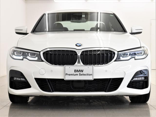 320d xDrive Mスポーツ BMWライブコックピット アクティブクルーズコントロール ドライビングアシスト ハイビームアシスタンス ワイヤレスチャージ フロントシートヒーター パーキングアシスト リバースアシスト 18AW(50枚目)