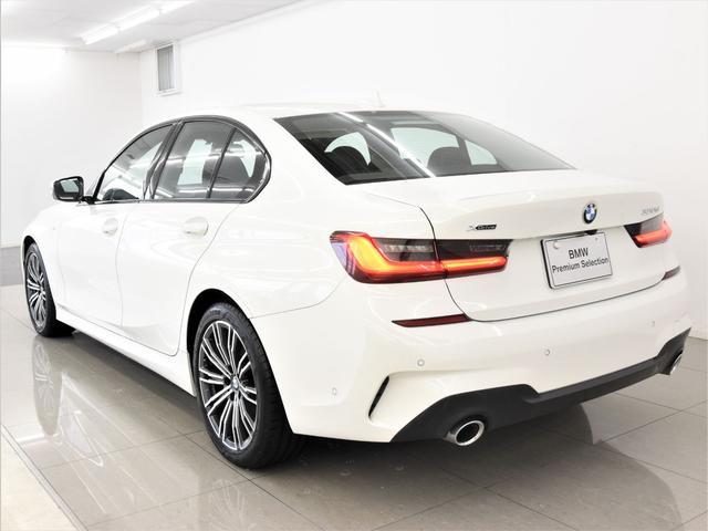 320d xDrive Mスポーツ BMWライブコックピット アクティブクルーズコントロール ドライビングアシスト ハイビームアシスタンス ワイヤレスチャージ フロントシートヒーター パーキングアシスト リバースアシスト 18AW(55枚目)