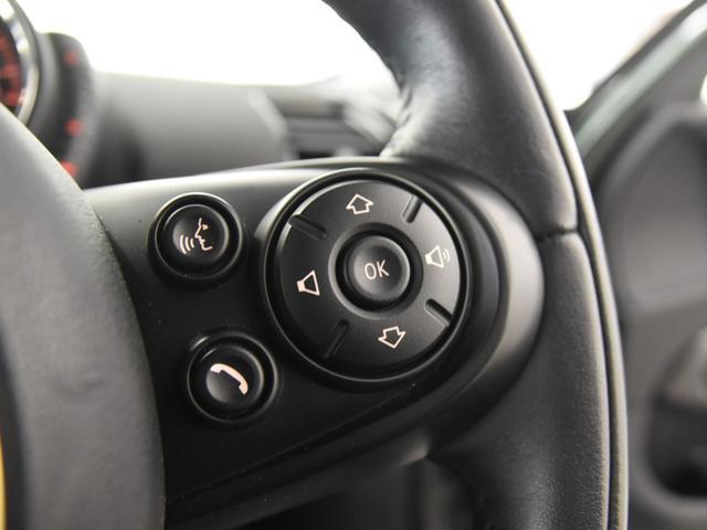 クーパーS クラブマン ペッパーパッケージ コンフォートアクセス クルーズコントロール バックカメラ PDCセンサー MINIドライビングモード LEDヘッドライト 純正17インチアロイホイール(28枚目)