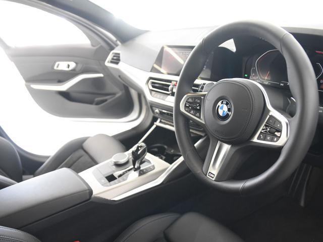 320d xDrive Mスポーツ アクティブクルーズコントロール パーキングアシスト リバースアシスト ドライビングアシスト BMW Liveコックピット ハイビームアシスタント ワイヤレスチャージ ワンオーナー(13枚目)