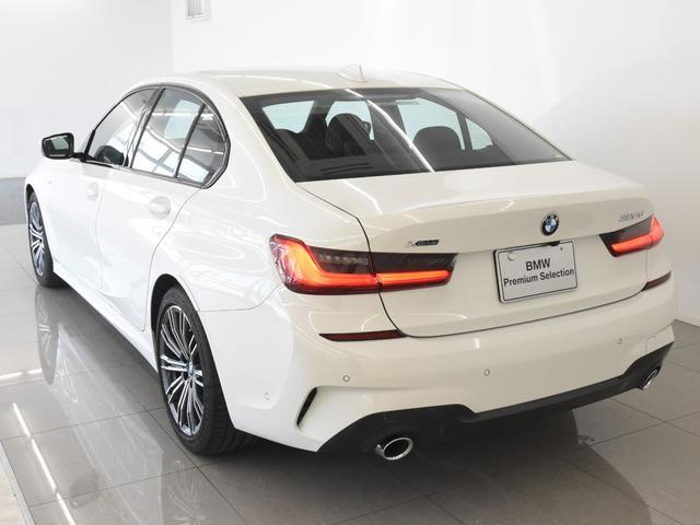 320d xDrive Mスポーツ アクティブクルーズコントロール パーキングアシスト リバースアシスト ドライビングアシスト BMW Liveコックピット ハイビームアシスタント ワイヤレスチャージ ワンオーナー(48枚目)