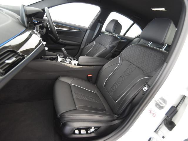 530e Mスポーツ エディションジョイ+ 後期 エクスクルーシブナッパレザーパッケージ ヘッドアップディスプレイ アクティブクルーズコントロール リバースアシスト ハイビームアシスタント コンフォートシート 純正19インチアロイホイール(13枚目)