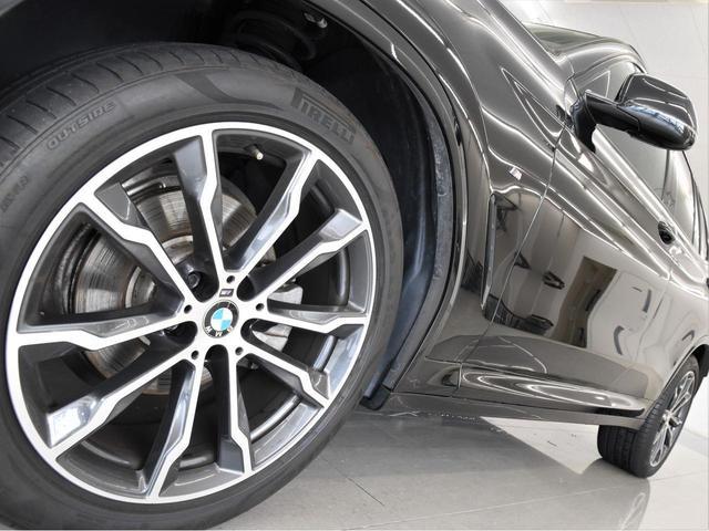 xDrive 20i Mスポーツハイラインパッケージ 黒革 ヘッドアップディスプレイ アクティブクルーズコントロール トップビュー オートトランク ドライビングアシストプラス ハイビームアシスタント オプション20インチアロイホイール スタッドレス付(10枚目)