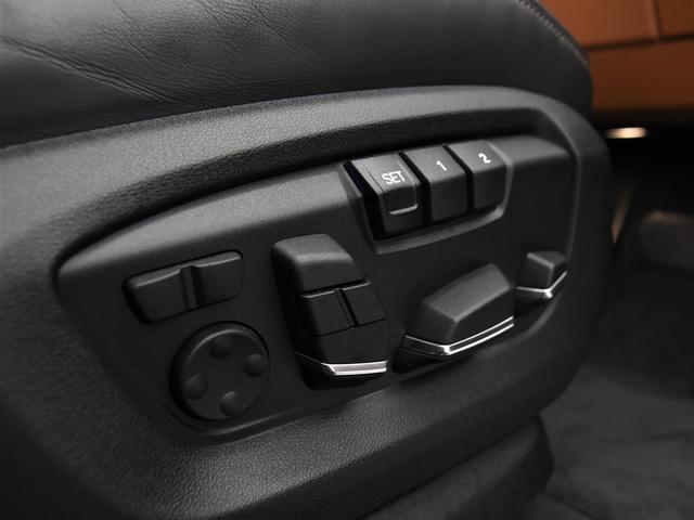 xDrive 35i デザインピュアエクストラヴァガンス 黒茶コンビ革 フロントコンフォートシート アクティブクルーズコントロール レザーフィニッシュダッシュボード 純正HDDナビ フルセグ LEDヘッドライト 20インチ(14枚目)